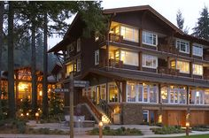 Alderbrook Resort & Spa - Hood Canal--a great place to go indeed!!!!