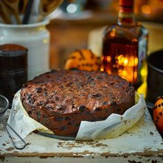 spiced orange christmas cake - going to try this one for Christmas 2014