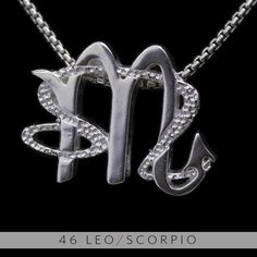 "The Leo/Scorpio Unity Pendant is a beautiful and meaningful way to share and express the love between a Leo and a Scorpio . Unity Pendants are cast in Bronze with a thick Sterling Finish and come with a SIlver finished necklace. Also presented in a truly unique two metal (pure silver and antique bronze) pendant as a special order. Please feel free to contact us with any questions or ideas.  <a href=""http://unitydesignconcepts.weebly.com/46-video.html"">Compatibility</a>"