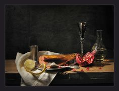 #still #life #photography • photo: Ужин с горбушей | photographer: Mikhail Libin | WWW.PHOTODOM.COM