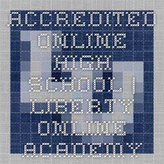 Accredited Online High School | Liberty Online Academy