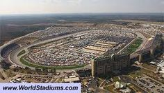 Atlanta Motor Speedway in Hampton    home of Atlanta's NASCAR races