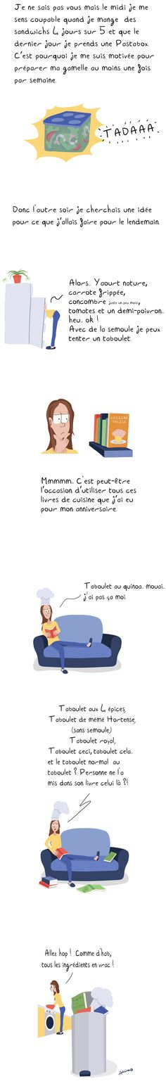 Les D'moiselles en cuisine !  http://lesdrolesdedmoiselles.com/