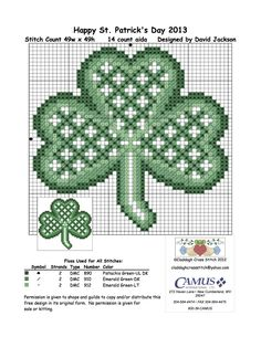 17 Free Celtic Cross Stitch Charts from Cross Stitch Charts Try out a FREE Pattern to observe the way that it works. Finding the image you would like turned into a cross stitch pattern cannot only be difficult, but Celtic Cross Stitch, Counted Cross Stitch Patterns, Cross Stitch Charts, Cross Stitch Designs, Cross Stitch Embroidery, Embroidery Patterns, Hand Embroidery, St Patrick's Cross, Diy Couture