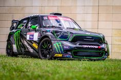 ca Liam Doran is fired up ready for Global Rallycross at X Games in Barcelona this weekend