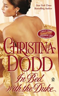 Christina Dodd - In Bed with the Duke