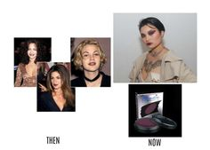 From the Ashton Michael Fall/Winter '18 Collection, updated 90's beauty trends were showcased. The legendary James Vincent created each look with Mehron Makeup. Inspired by the 90's Downtown NYC