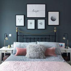 Medium size of bedroom romantic white bedroom decorate my bedroom romantic master bedroom colors bedroom paint Couple Bedroom, Small Room Bedroom, White Bedroom, Home Decor Bedroom, Diy Bedroom, Bed Room, Master Bedrooms, Trendy Bedroom, Feature Wall Bedroom