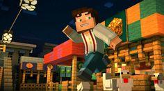 Minecraft: Story Mode – zrzut ekranu