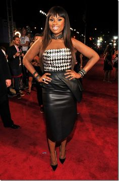 Get The Look: Jennifer Hudson 2013 MTV VMA's