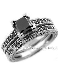 black diamond ring love it!