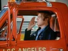 Image from my Facebook page Station 51 Enterprises. Images are copyright @NBC Universal. #emergencytvshow #roydesoto