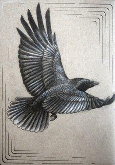 Raven by Saraais on deviantART