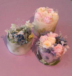 ローヤル本部での花キャンドルレッスン の画像|銀座花便り