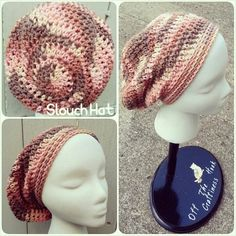 Slouch Hat https://www.facebook.com/OffTheHookCraftiness