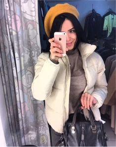 Pocketed Puffer Jacket – Hopikas Maxi Shirts, Maxi Shirt Dress, Mens Parka Jacket, Casual Coats For Women, Black Winter Coat, Parka Style, Womens Parka, Puffy Jacket, Winter Jackets Women