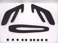 Aftermarket Replacement Foam Pads Cushions Liner fits Giro Torero Helmet bike