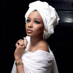 Daughter Of Sani Abacha,Hudayya Fadoul Dazzles In New Photoshoot