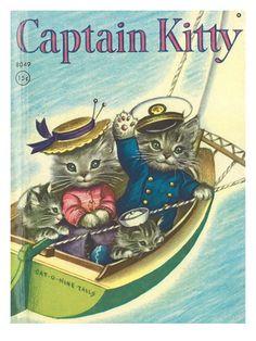 capt kitty
