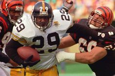 Barry Foster - Pittsburgh Steelers