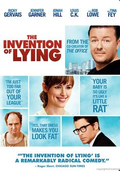 Invention Of Lying, The (DVD 2009) | DVD Empire