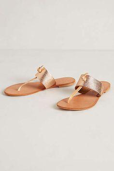 Anthropologie - Binalong Sandals