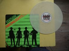 KRAFTWERK : NEON LIGHTS Special Luminius Vinyl Disc