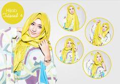 POP BATIK  Hijab Tutorial | Dian Pelangi
