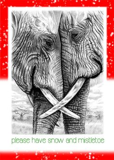 Elephants in pencil and charcoal 5 x 7 Giclee. Togetherness Elephants in pencil and charcoal 5 x 7 Giclee. Elephant Love, Elephant Art, African Elephant, Animal Drawings, Pencil Drawings, Charcoal Drawings, Elephant Drawings, Elephant Face Drawing, Pencil Sketching