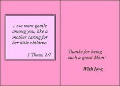 Need Sunday School lessons for Mothers Day? Find free Mother's Day Sunday School lessons for youth, children, and preschoolers at www.Sunday-School-Center.com! Make a Mother's Day card!