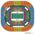 (4) Carolina Panthers vs Minnesota Vikings Tix 09/25/16 (Charlotte) AISLE seats