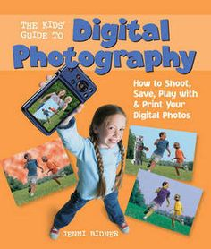 Suitable for children aged 10 years and up, this guide teaches young photographers how to create, edit and share their digital images in imaginative ways, from using basic features like the zoom and flash to changing colour, removing red eye and using the finished photos in cool projects.