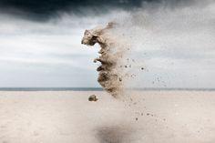 Art – Les créatures des sables by Claire Droppert