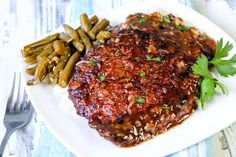 SteaksMelt-In-Your-Mouth Cubed Steaks Sheet pans have more fun. The Very Best Salisbury Steak Recipe Leftover Turkey Recipes, Leftovers Recipes, Meat Recipes, Cooking Recipes, Grill Recipes, Cubed Steak Recipes Easy, Beef Cubed Steak, Best Cubed Steak Recipe, Recipes With Cube Steak
