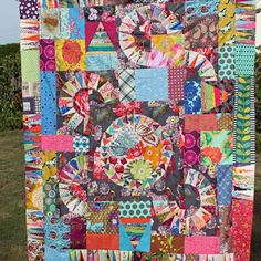 Patchwork Fundamentals: Amazing work with lots of pics!