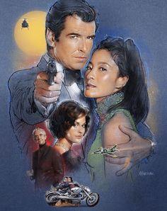 Tomorrow Never Dies Pierce Brosnan as James Bond                                                                                                                                                                                 Más