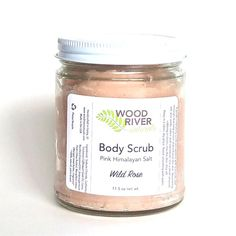 Natural, luxurious salt scrubs! Choose from Dead Sea or Pink Himalayan! Nice, creamy texture with shea butter and coconut oil!