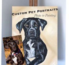 """Mastiff Dog Kitchen Ceramic Trivet Framed in Pine 8/"""" x 8/"""""""