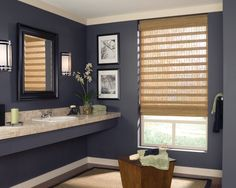 Best Rooms for Your Hunter Douglas Roman Shades
