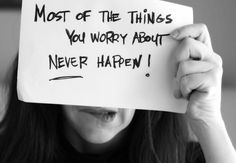 5 Reasons Why You Should Stop Worrying