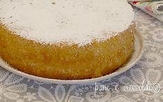 Ricetta Torta Paradiso alta e soffice Burritos, Heaven Cake Recipe, Traditional Cakes, Biscotti, Cake Pops, Vanilla Cake, Mousse, Cake Recipes, Cheesecake