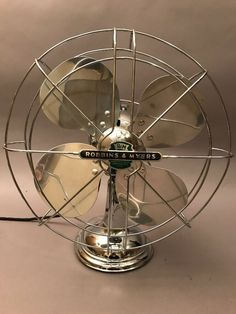 "1931 PAPER AD Robbins /& Myers Electric Fan Fans 10/"" Art Deco Face Plate"