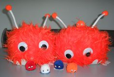 Wuppies. Made famous by Vader Abraham (Smurf Song). Occasionally an Albert Heijn (Ahold) supermarket freebie toy.