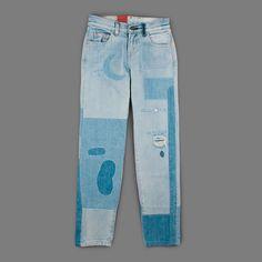 thuyanbui:  Levi's 505 Jeans Customized Bonnie