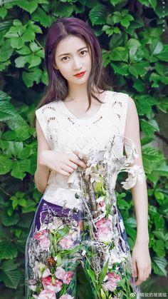 Princess Weiyoung, China Dolls, Beautiful Girl Image, Chinese Actress, Good Looking Women, Chinese Style, Girls Image, Asian Fashion, Art Girl