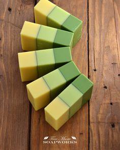 Wasabi Soap, by Tree Marie Soapworks