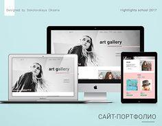 "Check out new work on my @Behance portfolio: ""Сайт-визитка. Art gallery.Portfolio. Landing-page"" http://be.net/gallery/51398285/sajt-vizitka-Art-galleryPortfolio-Landing-page"