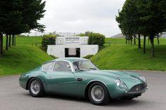 1962 Aston Martin DB4 GT Zagato For Sale Side