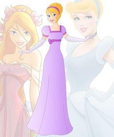 Disney Princess Fusion on Pinterest