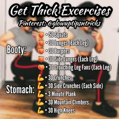 Easy workout plans to lose weight with the well planned work-out piece, suggestion number 9116764603 - Sound and effective fitness advice. Summer Body Workouts, Body Workout At Home, Gym Workout Tips, Month Workout, At Home Workout Plan, Butt Workout, Easy Workouts, At Home Workouts, Workout Plans